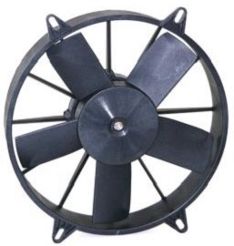 11 inches axial fan